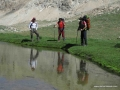 çömçe gölü