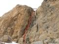 tırmanış rotası